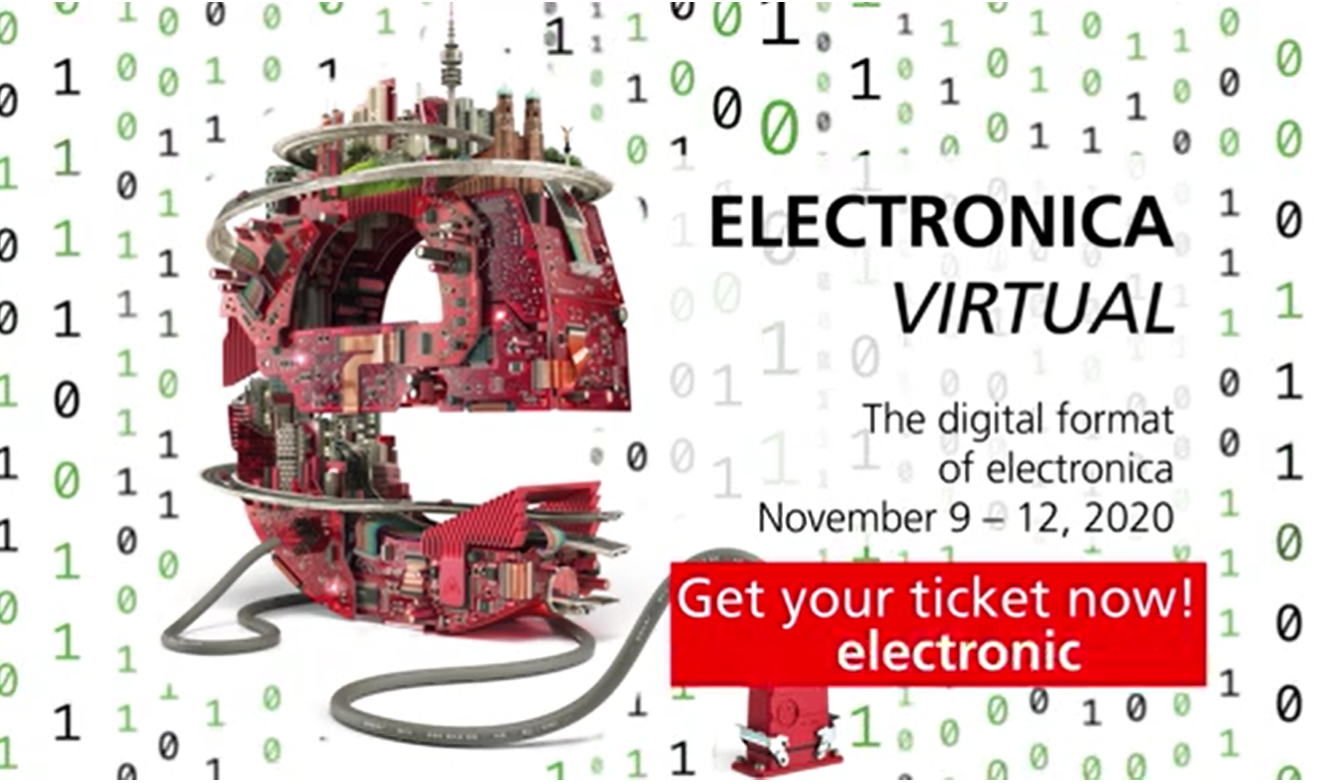 WeEn is looking forward to meeting you at Electronica Virtue Exhibition